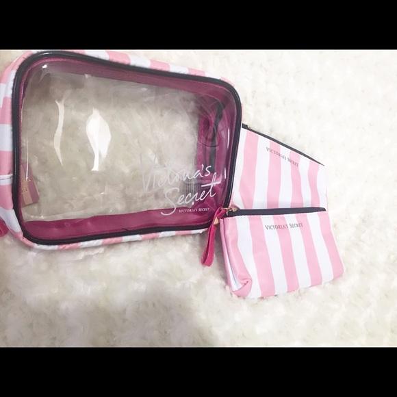 Victoria's Secret Handbags - Victoria Secret makeup Bags